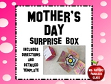 Mother's Day Surprise Box Activity