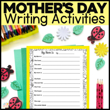 Mother's Day Sweet Mini-Bundle of Activities to Celebrate Mom!