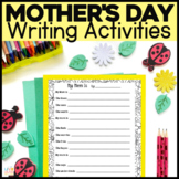 Mother's Day Sweet Activities to Celebrate Mom!