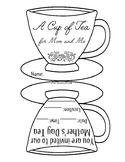 Mother's Day Tea Invitation - Update
