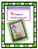 Mother's Day Thumbprint Craft