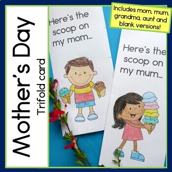 Mother's Day Trifold Card