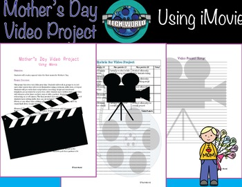Mother's Day Video Project Using iMovie