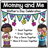Mother's Day Distance Learning Virtual Event for Zoom or G