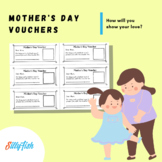 Mother's Day Vouchers - UK English