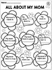 Mother's Day Writing Activities for Kindergarten and First Grade