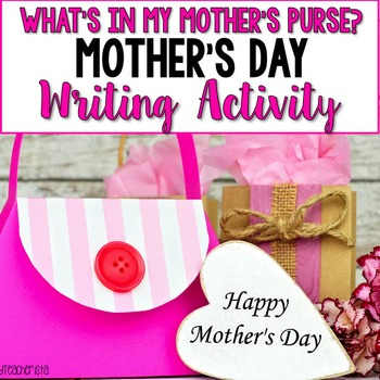 Mother's Day Writing Activity and Craftivity