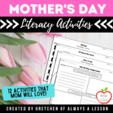 Mother's Day Writing Assignment and Gift