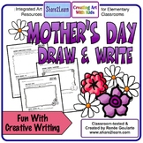 Mother's Day Writing Draw and Write