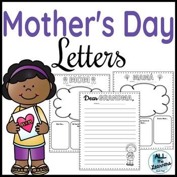 Mother's Day Writing Fun