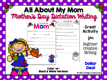 Mother's Day Writing Poem