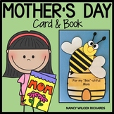 Mother's Day Card and Book K-3