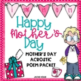 Mother's Day and Father's Day Poems - Acrostic