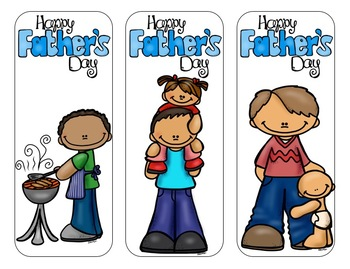 Mother's Day and Father's Day Bookmark Gifts