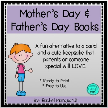 Mother's Day and Father's Day Books
