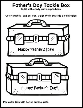 Mother's Day and Father's Day Craftivities