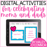 Mother's Day and Father's Day Digital Activities {Great fo