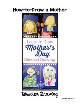 Mother's Day and Father's Day Directed Drawing