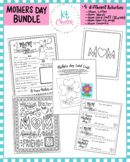 Mother's Day Gift Bundle-Fun activities include:letter, card, coupons and more!