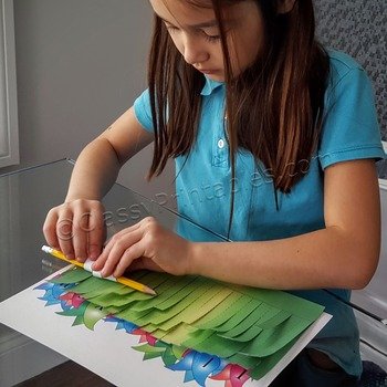 Mother's Day craft for kids SUPER SALE pack FREE fact sheet and coloring pages