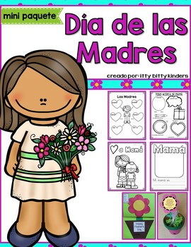 Mother's Day in Spanish, Mama, Madre