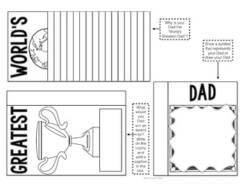 Mother's Day or Father's Day Card with Options for Other Special People