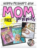 Mother's Day portrait - FREE