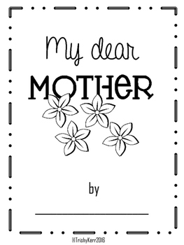 Mother's Day resource - Bright Gems Learning