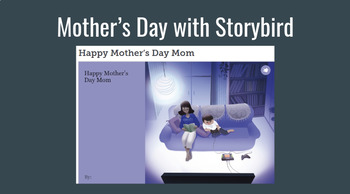 Mother's Day with Storybird