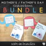 Mother's / Father's Day Bundle : Everything's Irrelephant