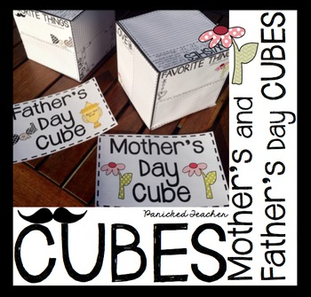 Mother's/Father's Day Cubes!