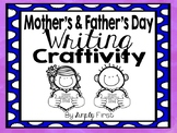 Mother's & Father's Day Writing Craftivity Bundle