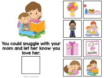 Mother's & Father's: Interactive Books