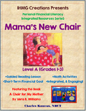 """""""A Chair For My Mother""""-No Prep Level A (ELA/Math/Personal"""