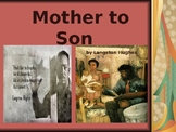 Mother to Son By Langston Hughes- Poem Review and Analysis