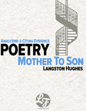 Mother to Son (Langston Hughes) Common Core Poetry