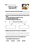 Mother to Tigers: Informational Text Practice (Treasures)