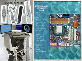 Motherboard Battleship
