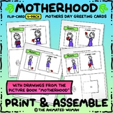 Motherhood FLIP-CARDS BUNDLE - Mothers Day Greeting Cards