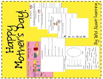 Mother's Celebration Packet