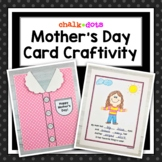 Mother's Day Craftivity Poem Book