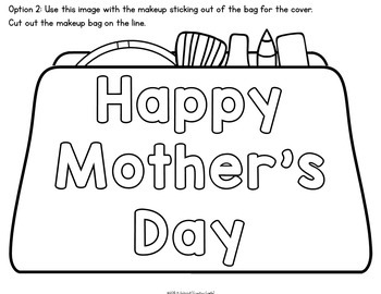 Mother's Day Craft Gift Book