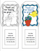 Mother's Day Craft, Seed Packet and Bookmarks, May Activities