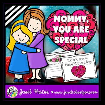 Mother's Day Activities BUNDLE (Mother's Day Crafts and Coloring Pages)