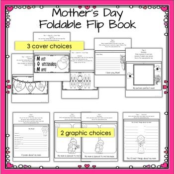 Mother's Day Flip Book Gift (FREEBIE)