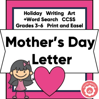 A Mother's Day Letter To Mom