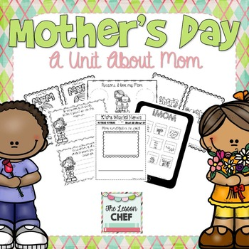 Mother's Day: A Unit About Mom