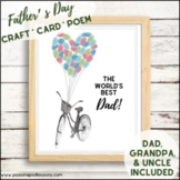 Mothers Day Gifts for Mom | Mothers Day Craft Card | Spring Craft