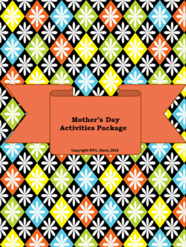 Mother's Day Activities Ideas