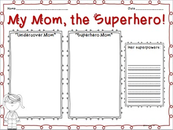 Mother's Day Activity Pack!